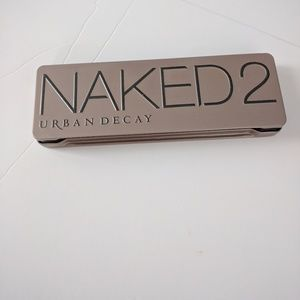 Naked 2 eyeshadow pallete